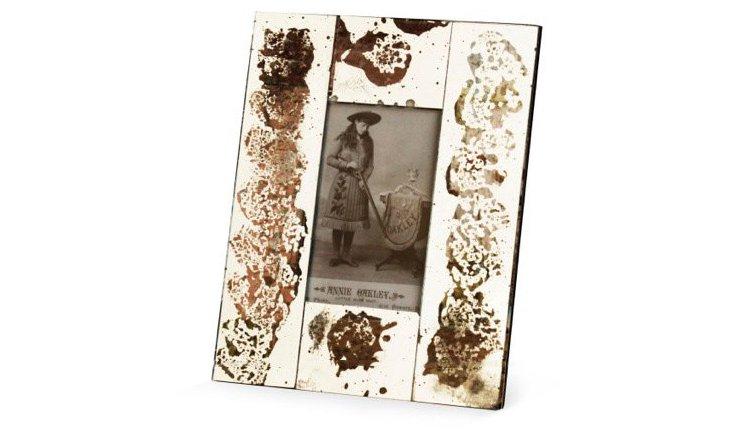 Specchio Picture Frame, Brown