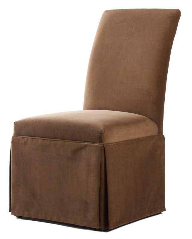 Tuxedo Side Chair
