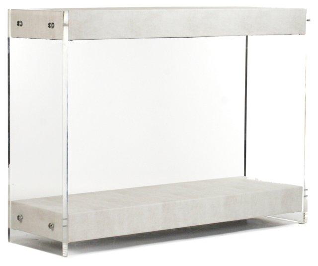 Devan Console, Ivory
