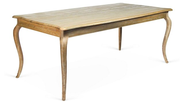 "Vineyard Oak 79"" Dining Table"