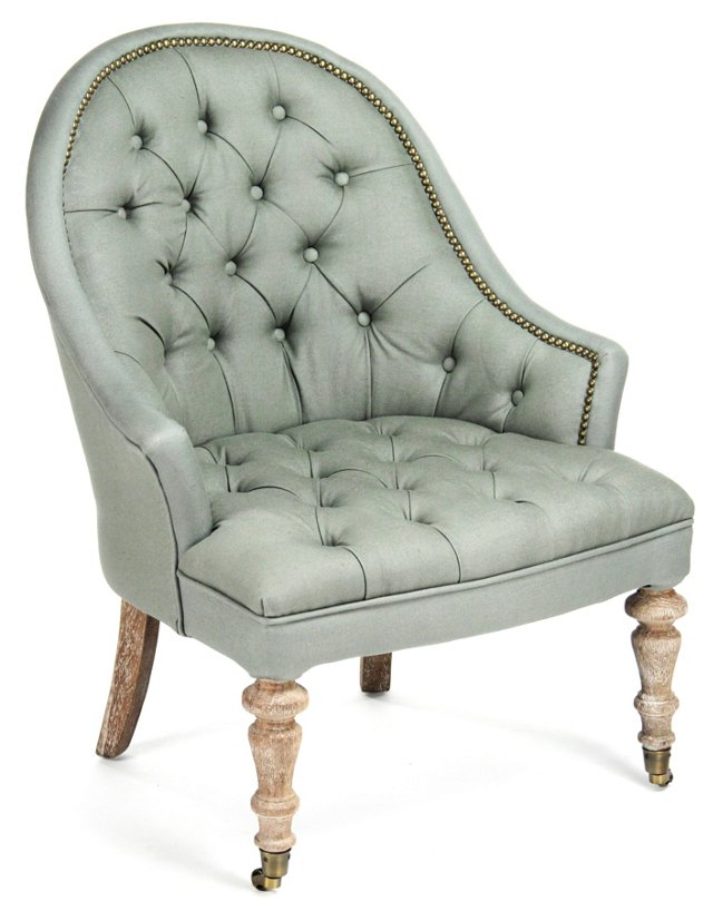 Christopher Tufted Chair