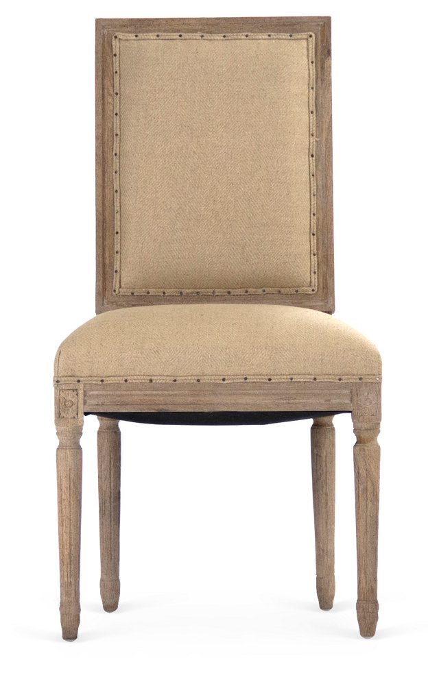 Dominick Side Chair, Tan