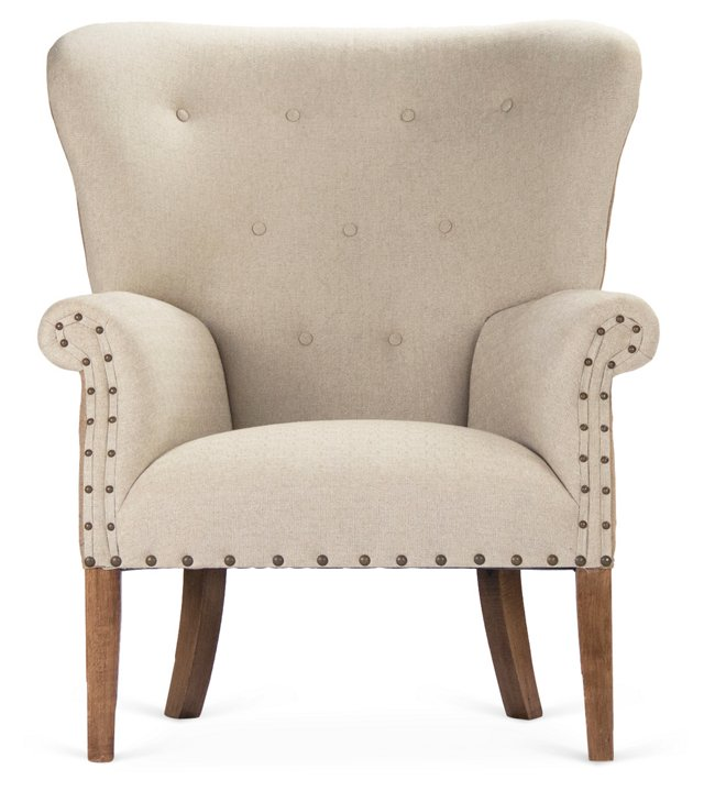 Camus Wing Chair