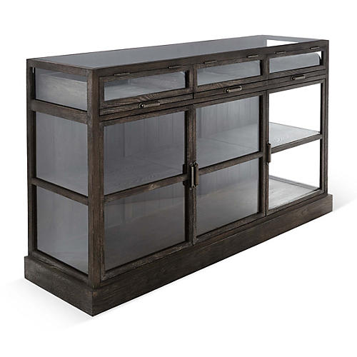 Simone Display Cabinet