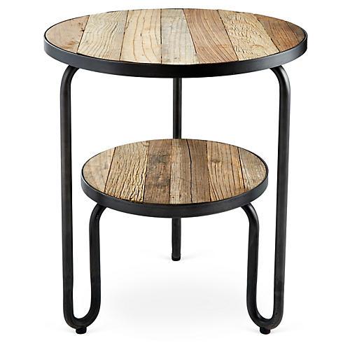 Celeste Round Side Table