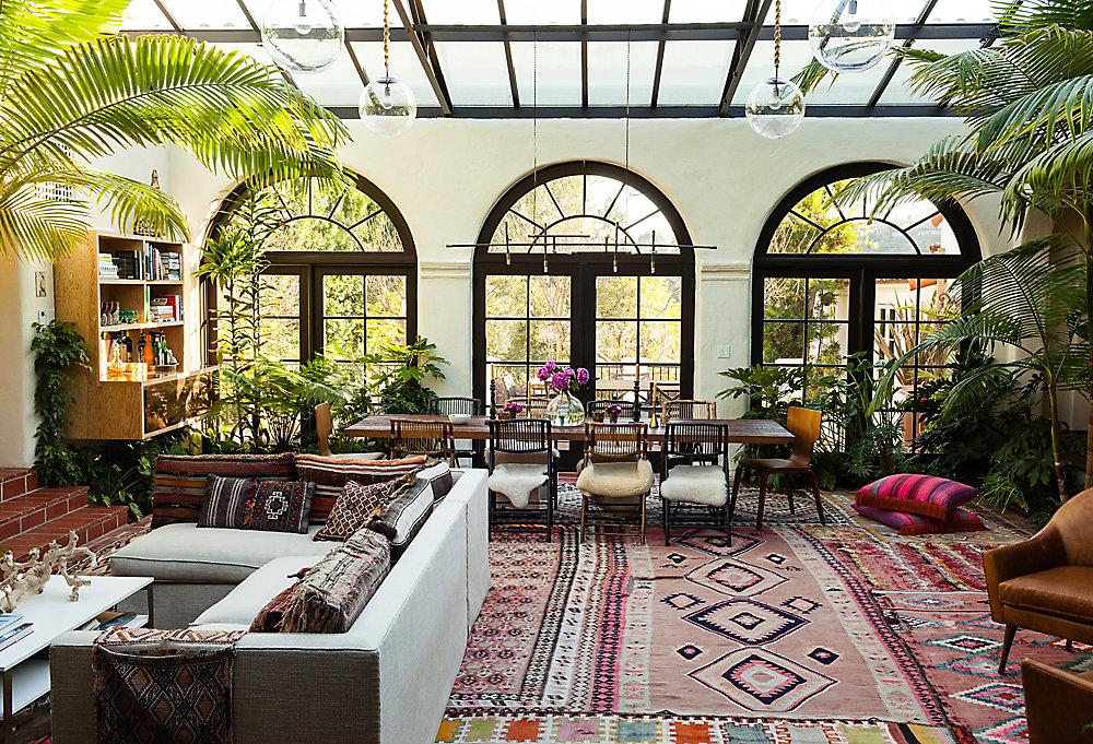california home designs%0A Bohemian Allure