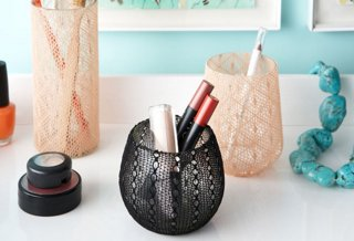 Easy Decorating Projects Bathroom Storage