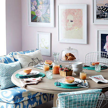 Spring Decorating Ideas Kitchen Dining Room One Kings Lane