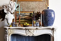 Make Over Your Mantel