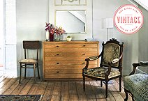 Vintage Furnishings