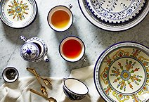 Tunisian Tableware
