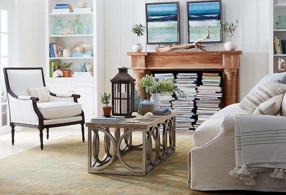Living Room One Kings Lane