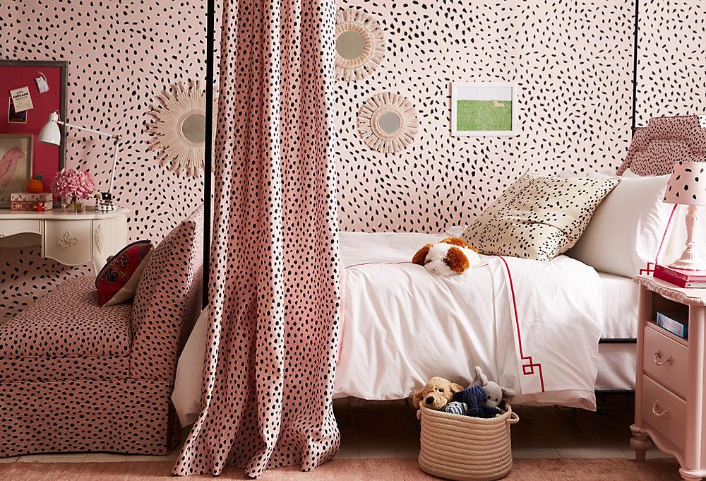Kids 39 room one kings lane for Kids room wallpaper texture