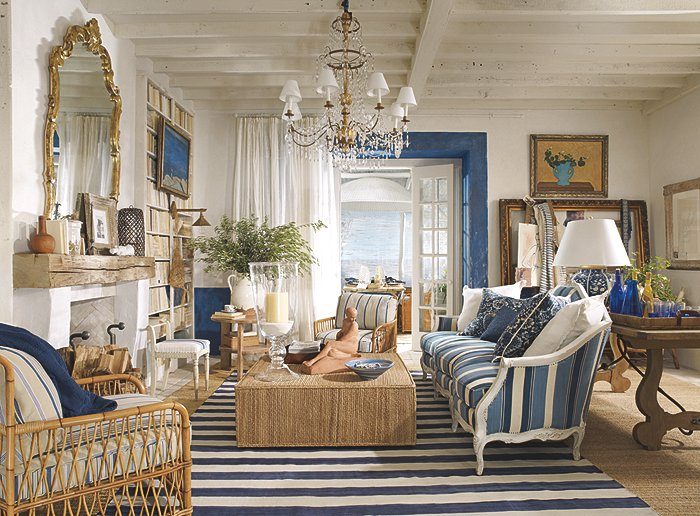 Celebrating Years Of Ralph Lauren Home