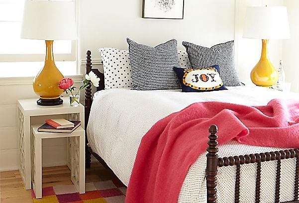 A Bedroom Basic