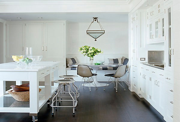Enjoy Mutliple Dining Areas