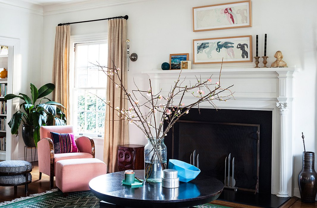 Tour the Eclectic Home of an L.A. Design Writer -- One Kings Lane