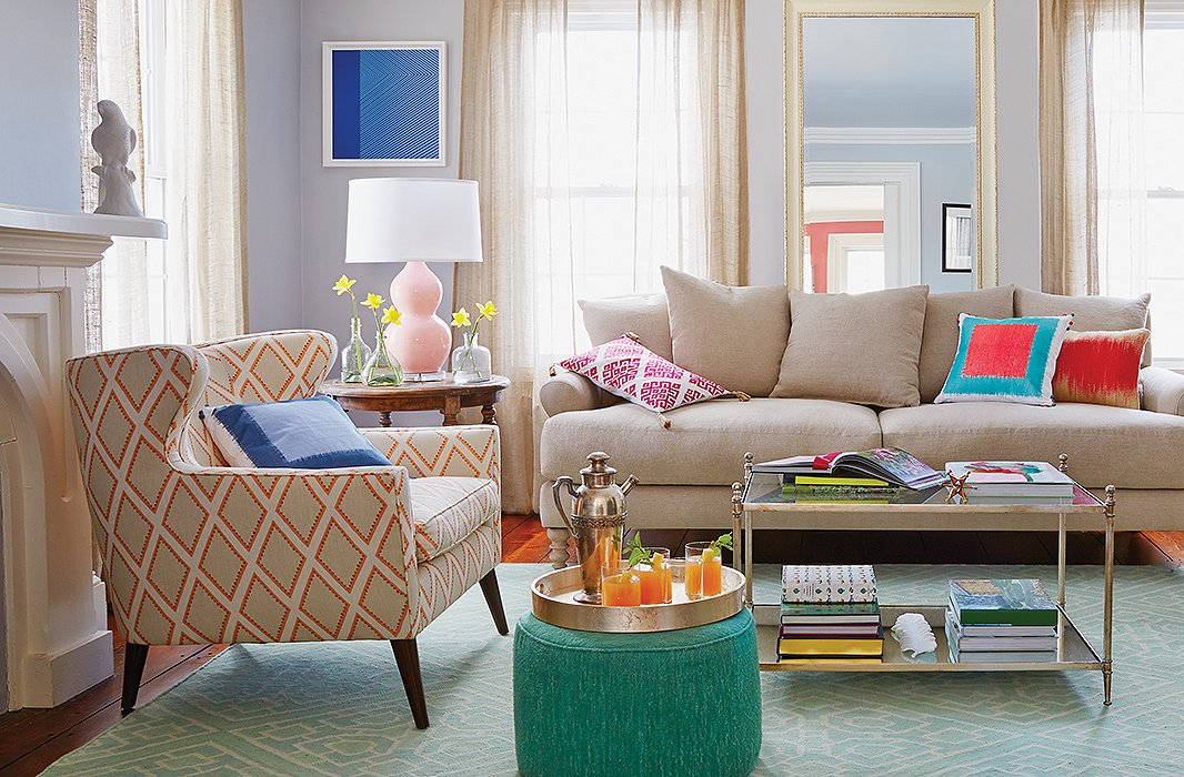 Living Room Chair Styles: Accent Chairs 101: Your Guide To These Stylish Seats