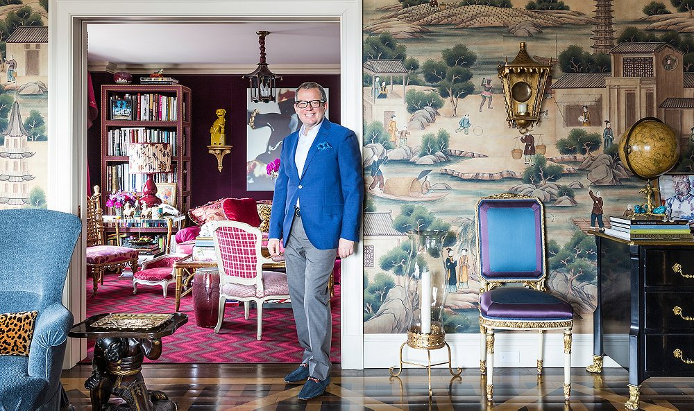 Inside The Stunning Home Of The Ultimate A List Decorator One