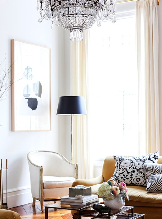 Tour Alison Cayne S Stunning West Village Townhouse One
