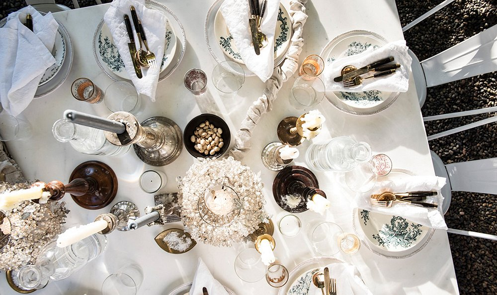 Steal Winter Dinner-Party Ideas from This California-Cool Soiree