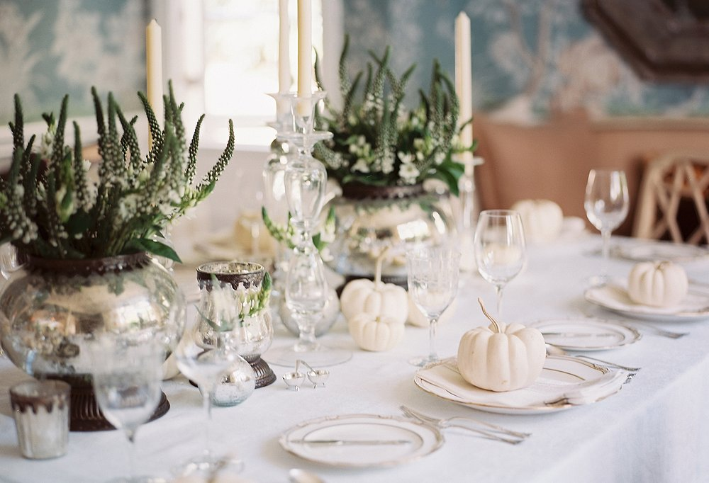 Prepossessing 80+ Holiday Table Settings Design Ideas Of Great ...