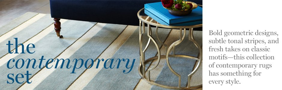 Contemporary Rugs by Stark