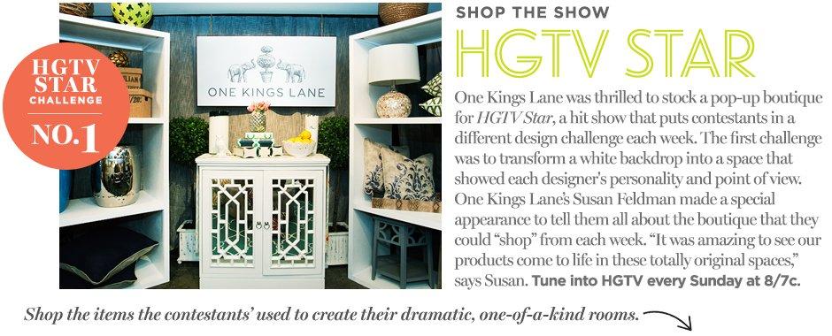 Shop the Show: HGTV Star