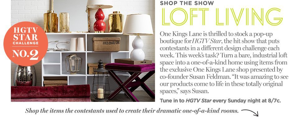 Shop the Show: HGTV Star