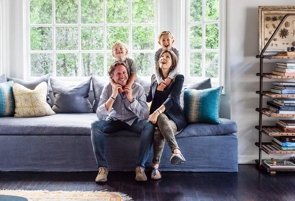 Inside Jason Chauncey's Picture-Perfect Family Home