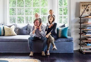 Step Inside A Picture Perfect Family Home