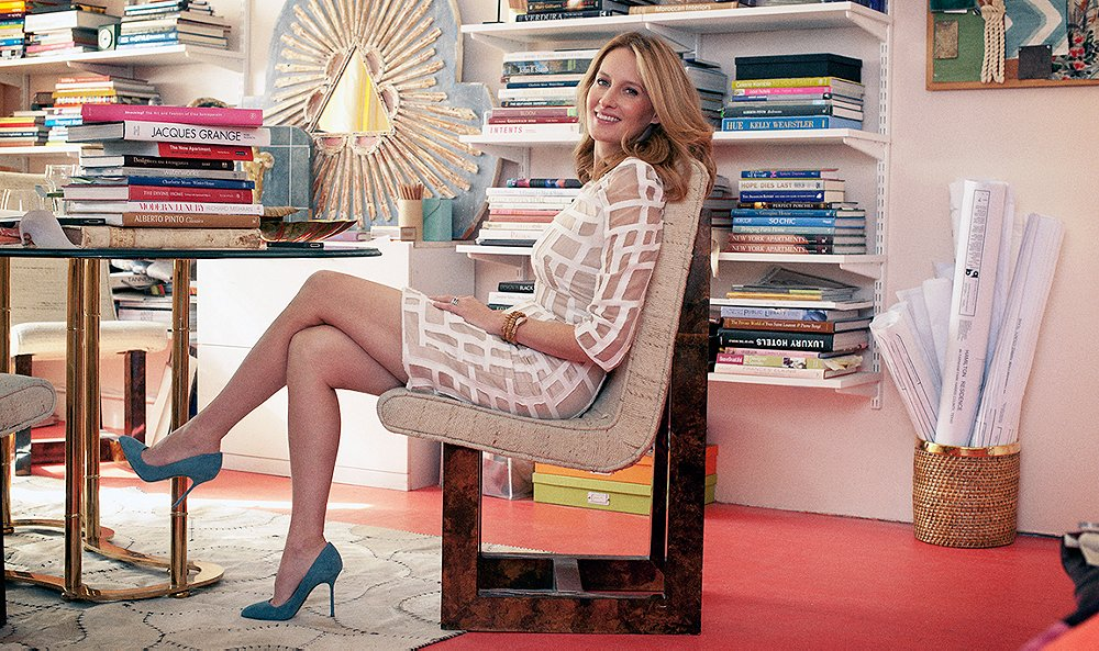 a candid chat with darling decorator celerie kemble - Celerie Kemble Furniture