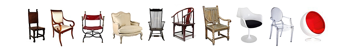 History of Chairs - One Kings Lane