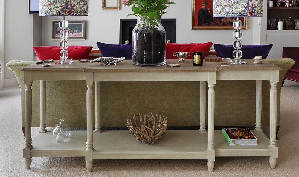 your guide to the world of console tables – one kings lane — our