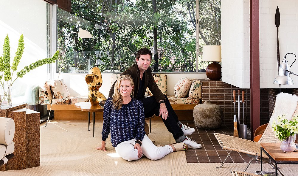 Tour an L.A. Designer's Iconic Midcentury Home