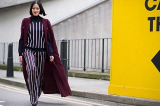 Salute The End Of Fashion Month With This Stuff Of Fantasies Slideshow  Detailing How To Dress Like Your Favorite Street Style Star, From The  Wildly Oversize ...