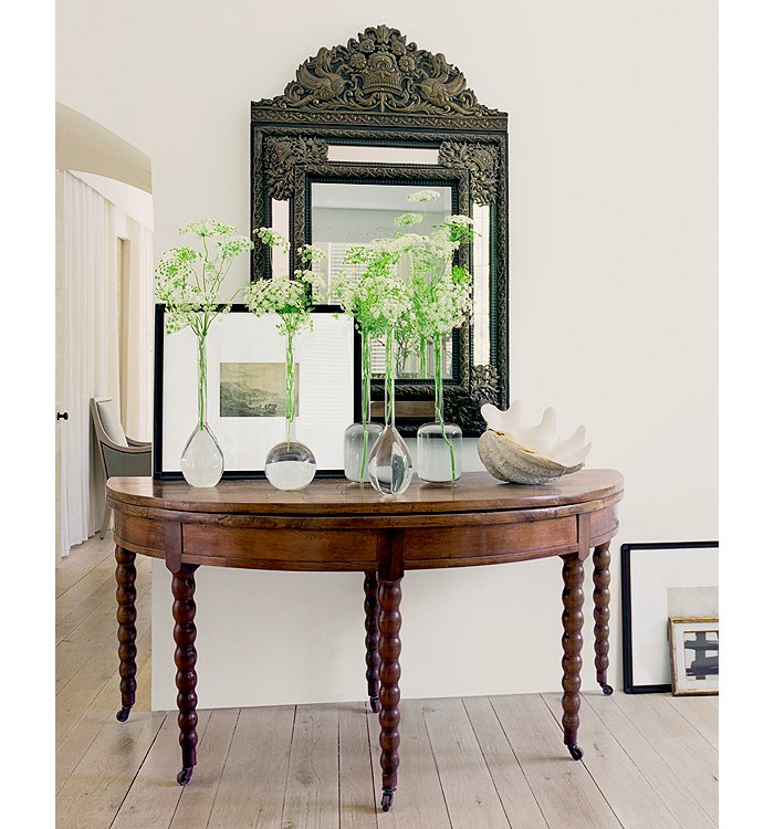Your punchlist for entryway decor for Decorating your foyer