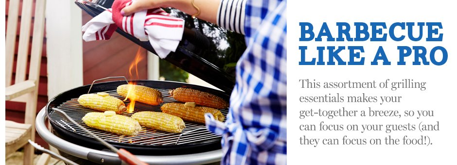 Barbecue Like a Pro