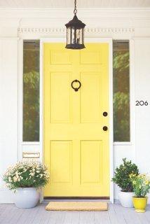 Photo by Aimee Herring & 7 Fabulous Front Door Ideas