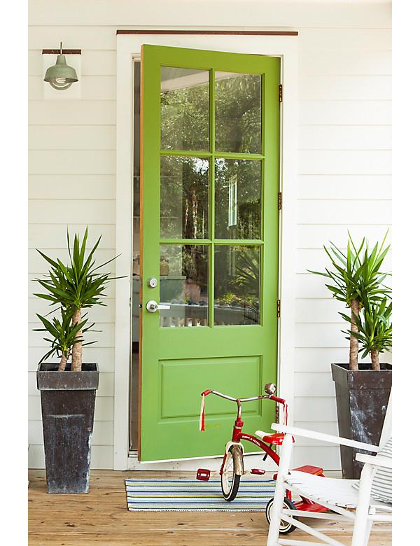 7 Fabulous Front Door Ideas