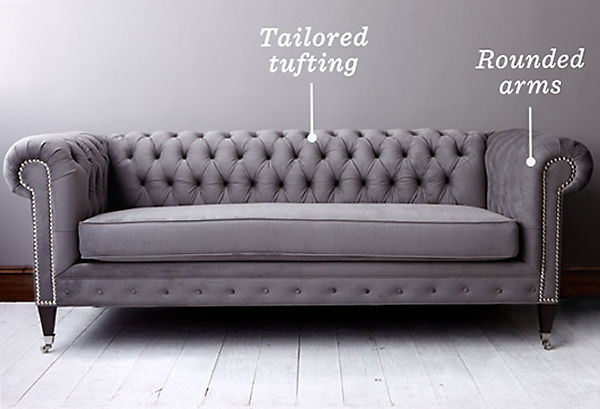 guide to the chesterfield sofa. Black Bedroom Furniture Sets. Home Design Ideas