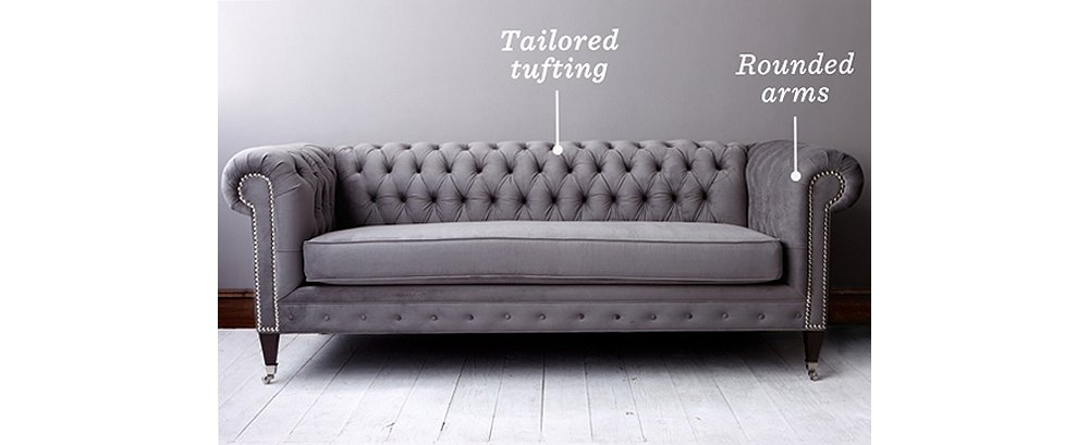 Guide To The Chesterfield Sofa