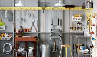 Genial Tidy Up Your Garage With These 6 Tricks