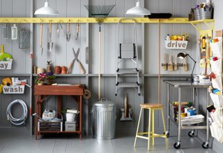 Stylish Garage Organization Ideas One Kings Lane
