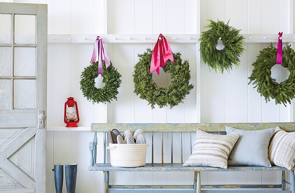 Chic Holiday Decorations for Every Room of Your Home