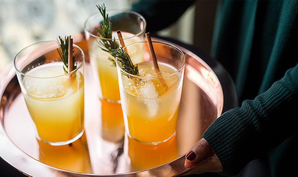 5 Festive Punches Perfect for the Holidays