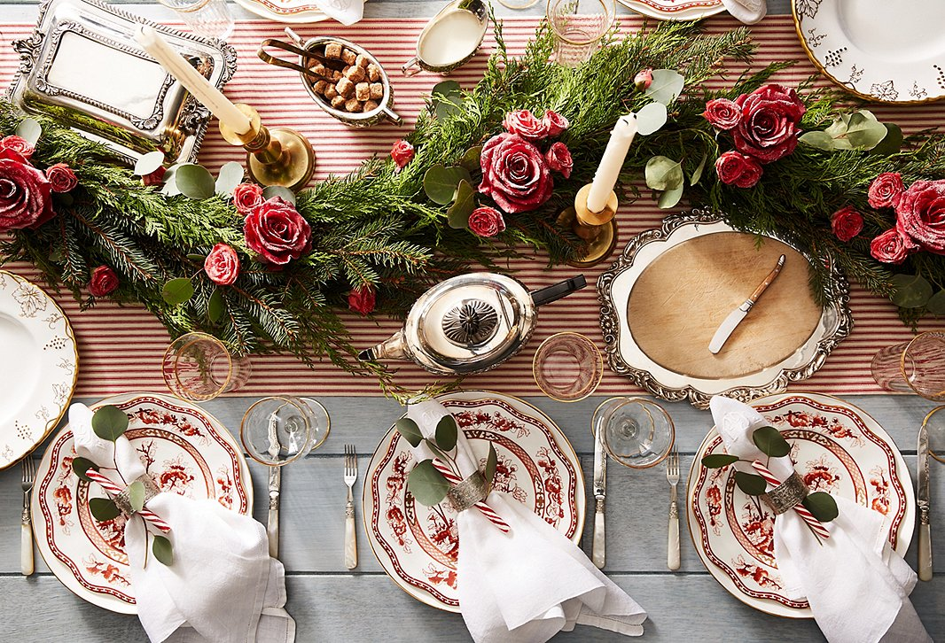 Set A Spirited Scene With These Holiday Table Ideas