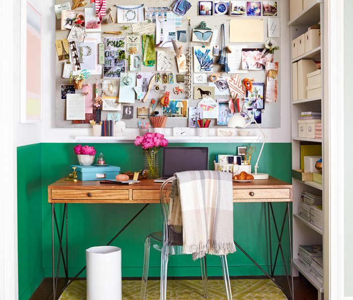 Home Office Makeover Ideas: 6 Stylish Home Office Ideas