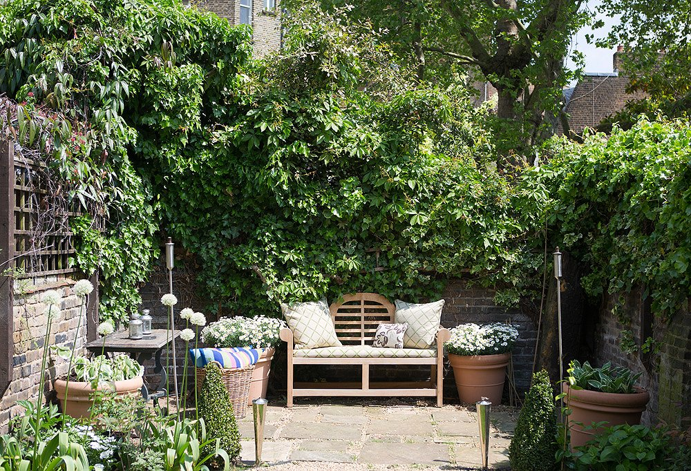 Ideas For Stunning Urban Gardens