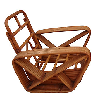 paul frankls art deco speed chair a rattan version of a paul frankl speed chair art deco furniture style art